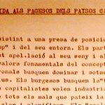 Crida als pagesos dels Països Catalans (1982), Col·lectiu Pagès «Joan Serrallonga»